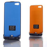 Увеличенная батарея-чехол i5-2200 для iphone 5-5S 2200mAh BAT0009