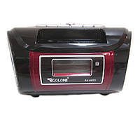 Бумбокс радиоприемник MP3 Golon RX 662Q Black