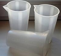 Стакан мерный, прочный пластик 300 мл