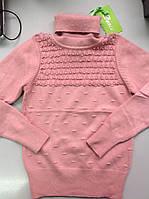 Гольф хлопковый розовый плотный, DENIS, Many&Many (Денис, МениМени) 120, 130, 140