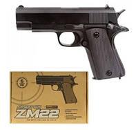 Пистолет ZM22 метал