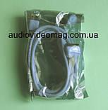 Кабель USB штекер 30pin Apple Dock для iPhone 4, довжина 1,5 метра, фото 4