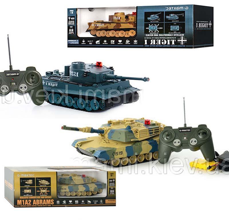 Очень реалистичный Танковый бой на радиоуправлении