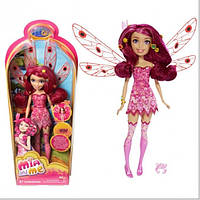 "Кукла Mattel Мия из м/ф ""Мия и Я""  Mia and Me Mia Doll BFW35"