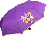 Яркий зонт женский полуавтомат AIRTON (АЭРТОН) Z3651-10 антиветер