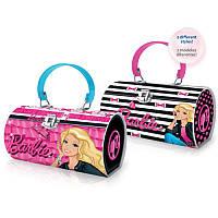 Детская модная сумочка - пенал металл Barbie Барби