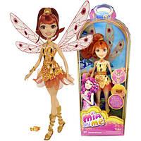 "Кукла Mattel Юко из м/ф ""Мия и Я""  Mia and Me Yuko Doll BJR48"