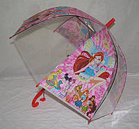 Прозрачный зонт куполом Winx Винкс