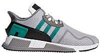 Кроссовки/Кеды (Оригинал) adidas Originals EQT Cushion ADV Grey/Sub Green/White, фото 1