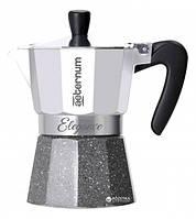 Гейзерна кавоварка біла, 6 чашок (360 мл) Elegance Aeternum Bialetti 0006035