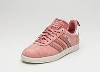 Кроссовки Adidas Gazelle W pink 36-39 рр
