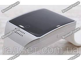 Смарт Часы, часофон Q18 белого цвета + коробка. Smart Q18 White, фото 3