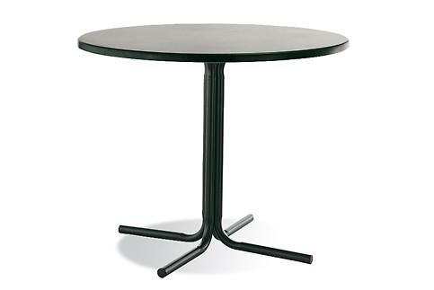 Стол для кафе Karina black основание Карина блэк