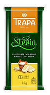 Молочный шоколад Stevia Milk 75г без сахара (Испания, ТМ Trapa)
