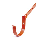 Крюк хомута металлический 160 мм