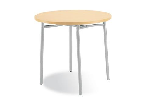 Стол для кафе ТИРАМИСУ хром (основание)