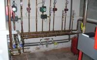 Монтаж систем отопления, замена труб воды, монтаж систем очистки воды
