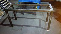 Консольный металический столик.