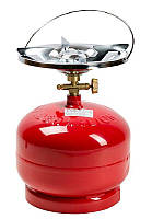 Газовый комплект Rk-2 (3,0kw) Пикник-Italy 5л
