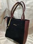 Сочетание цвета и фактуры: сумочка и общий образ