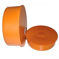 Заглушка для наружной канализации 110 мм Мпласт