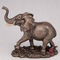 """Статуэтка настольная """"Слон"""" (16 см) купить Vip подарок"""