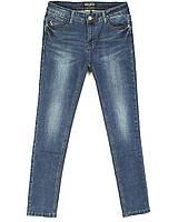 Женские джинсы осень стретч 0838 (31-38 батал, 6 ед.) Liuson, фото 1