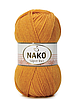 Nako Super Inci горчичный № 10129