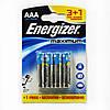 Energizer Maximum AAA / LR03 1.5V Alkaline (4 шт.)