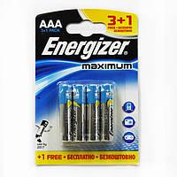 Energizer Maximum AAA / LR03 1.5V Alkaline (4 шт.), фото 1