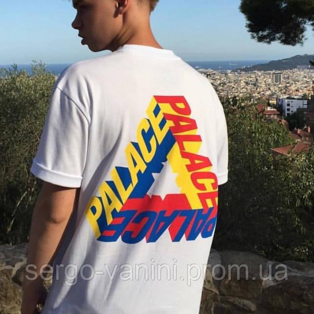 Palace Logo мужская футболка • Бирка топовая • Фотки живые