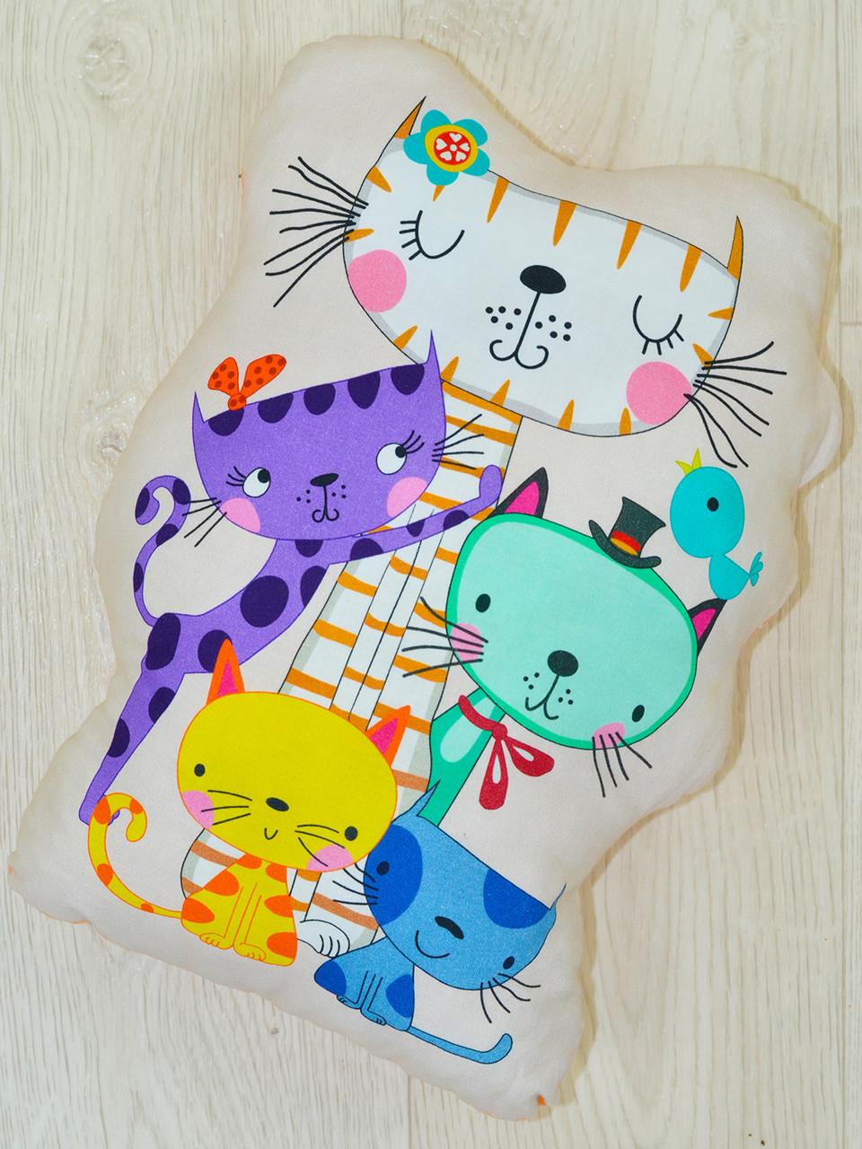 Подушка-игрушка «Котята», Loskutini