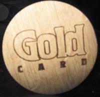 Виготовлення магніту дерев'яного круглого