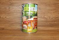 Тиковое масло, Teak Oil, 1 litre, Helios
