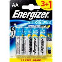 Energizer Maximum AA  LR06 1.5V Alkaline (4 шт.)