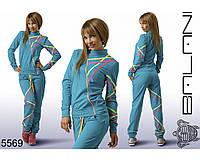 Женский спортивный  костюм  -  5569 женская одежда в интернет магазине Украина