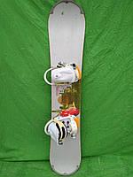 Сноуборд Rossignol Accelerator 145 см + кріплення