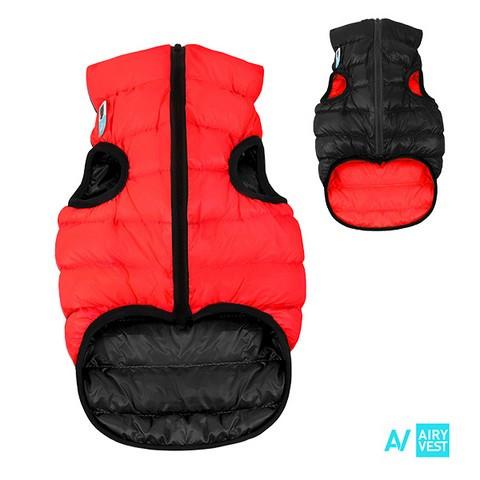 Airy Vest красно-черный, фото 1