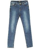 Женские джинсы осень стретч 0822 (30-36 батал, 6 ед.) Liuson, фото 1
