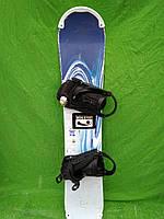 Сноуборд Blackhole 125  см + кріплення