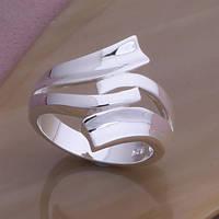 Элегантное женское кольцо р 18