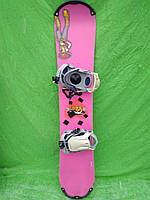 Сноуборд Lady Dualtec 136 см + кріплення