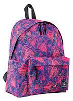 Городской тканевый рюкзак . 31*41*14