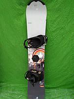 Сноуборд Salomon 145 см + кріплення