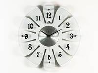 Часы настенные дерево  Ромашка