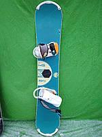 Сноуборд Burton Cruizer 154 см + кріплення