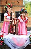 """Нарядное платье """"Украиночка"""""""