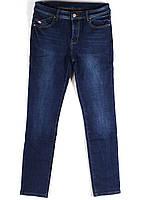 9004 флис New jeans (31-36 батал, 6 ед.) стретч зима джинсы женские, фото 1