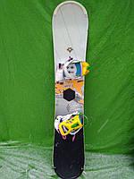 Сноуборд Burton Cruizer 146 см + кріплення