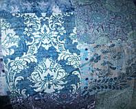 """Тканина інтер'єрна """"BLUE"""" принт, фото 1"""